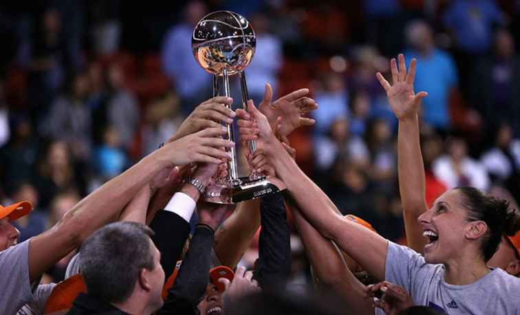 Baloncesto Phoenix Mercury WNBA / Arizona