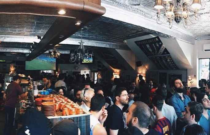 World Cup 2018 Montreal Sports Bars, Pubs, Restaurants und Cafés / Montreal