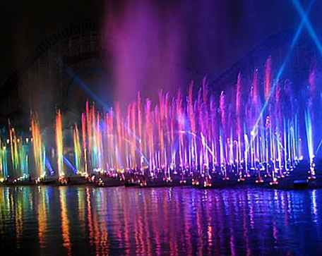 Reseña de World of Color - Celebra / California