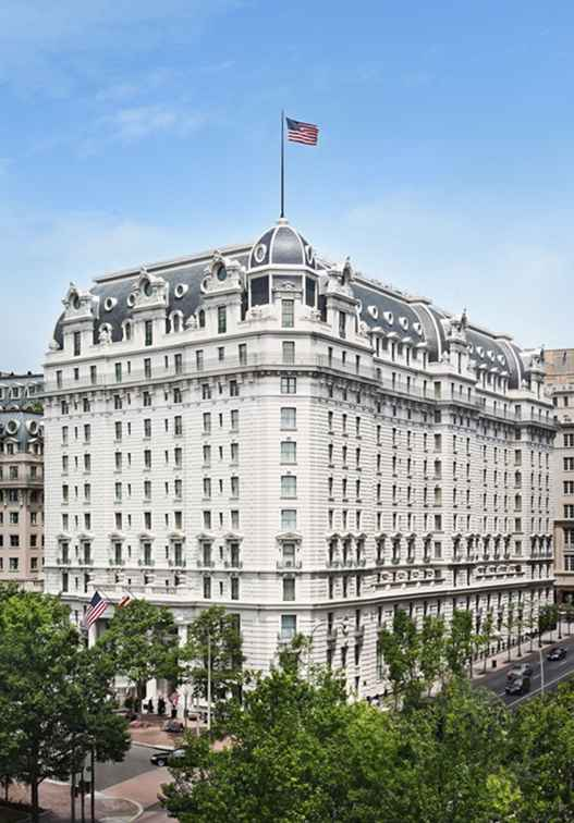 Hotel Willard en Washington, DC / Washington DC.