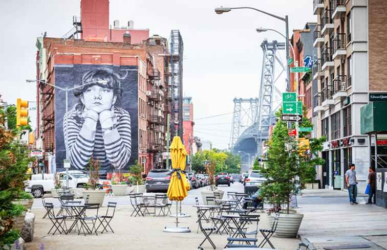 Williamsburg: guide de voyage / New York