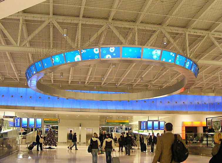 Uw gids voor de John F. Kennedy International Airport in New York / New York
