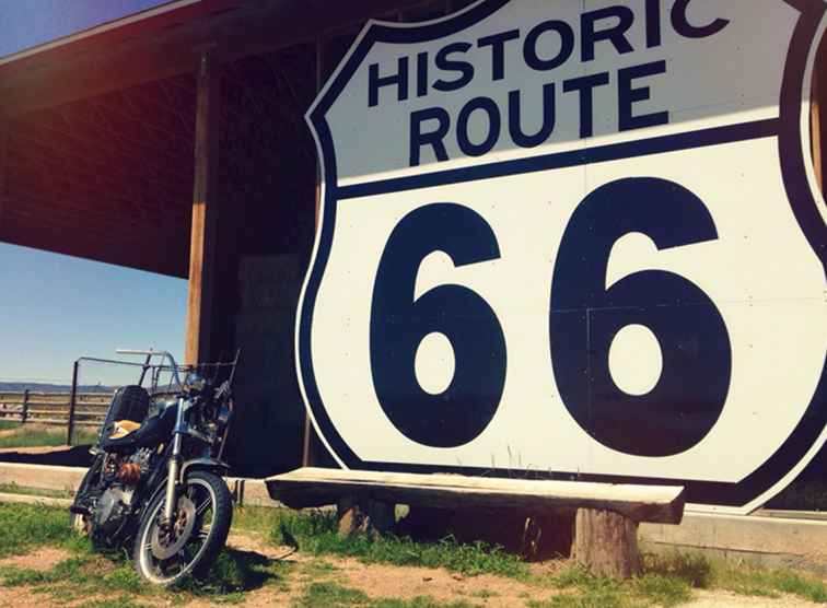 Din guide till RVing Route 66 / Tips och tricks