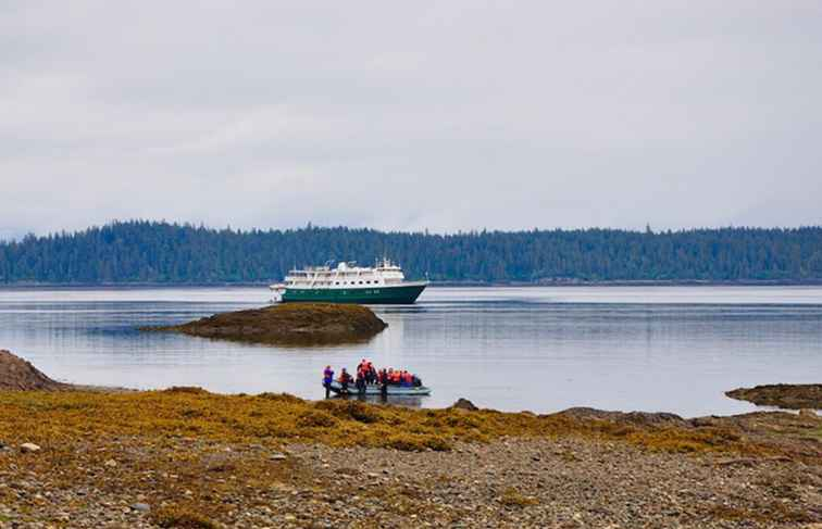 Un-Crusing Alaska Ontdek de Inside Passage van Small Ship