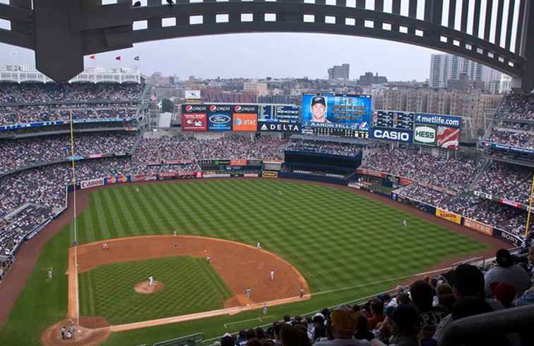 Yankee Stadium Guide de voyage pour un match des Yankees à New York
