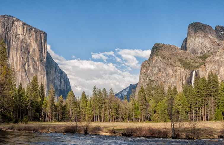 Guía de Yosemite Valley