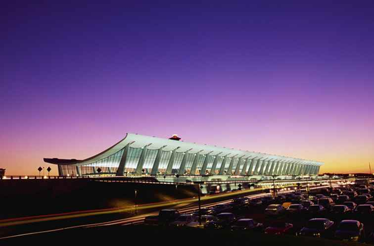 Din guide till Washington Dulles International Airport