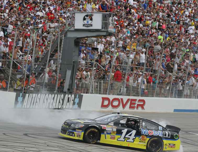 La tua guida RV per Dover International Speedway / Delaware