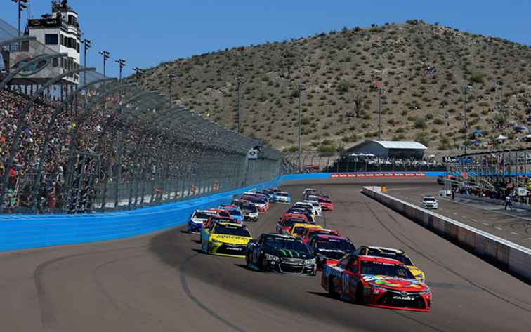 Jouw RV-gids voor Phoenix International Raceway / Arizona
