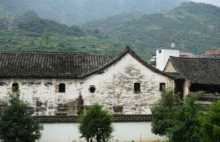 Yuyuan Village - Ein Ming Era Juwel / China