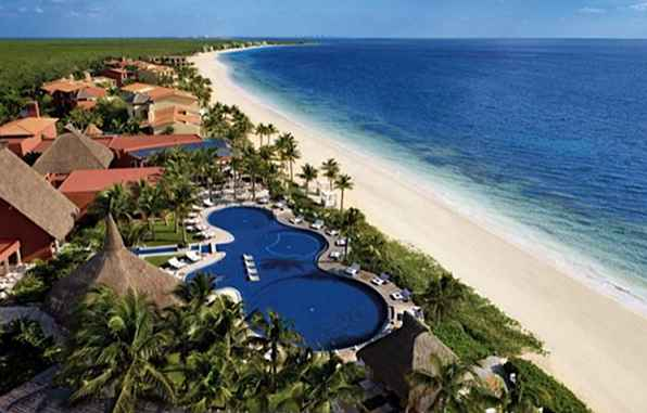 Zoetry Riviera Maya Luxus All-Inclusive-Resort Mexiko