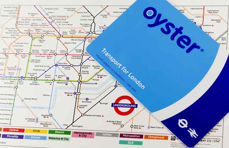 London Travel Vilket Oyster Kort Ar Bast For Besokare England