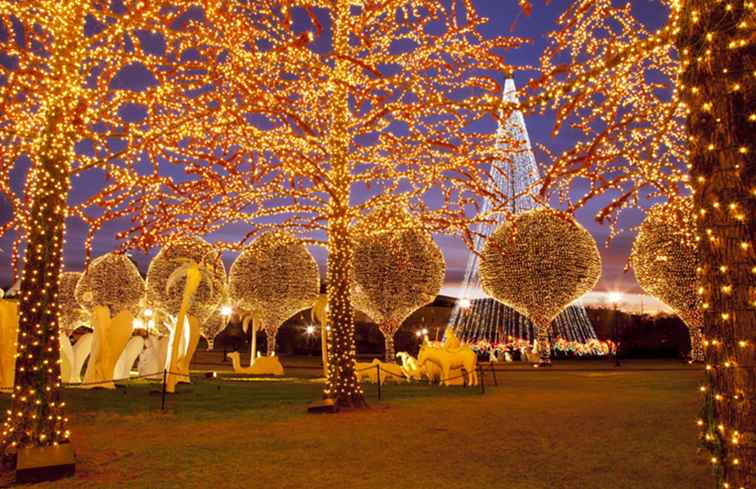 Nashville Holiday & Christmas Lights / Tennessee