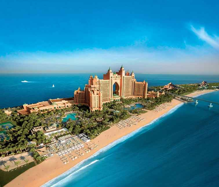 Atlantis Palm, Dubai Den kompletta guiden / Förenade arabemiraten