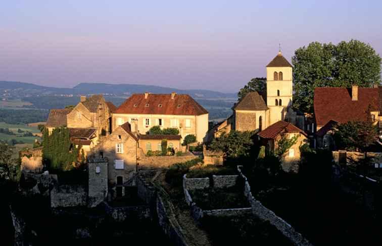 Jura Regionen I Ostra Frankrike Guide Frankrike Gevgelija Tourism Bli En Erfaren Resenar