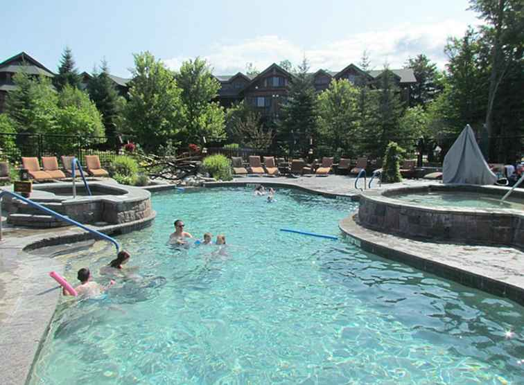 Foto Tour Whiteface Lodge en Lake Placid, NY / Nueva York