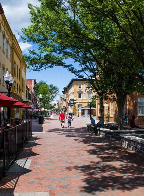 Winchester, Virginia A Guide de voyage / Virginie