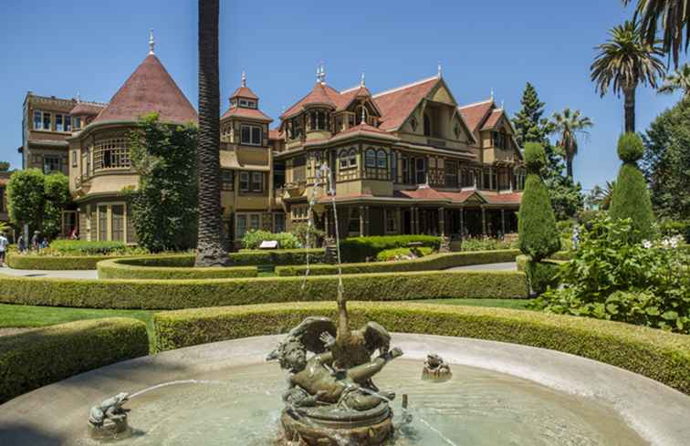 Winchester Mystery House Pictures / kalifornien