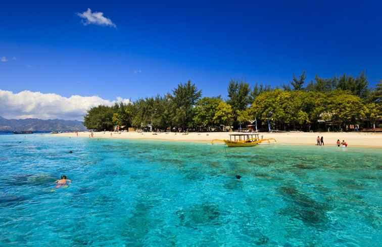 Din Gili Islands, Indonesien Bucket List