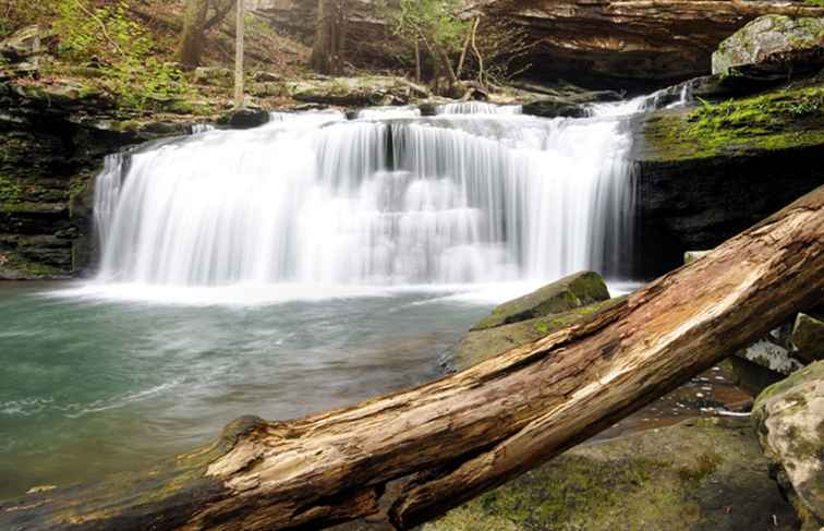 3 Can't-Miss State Parks i Georgien