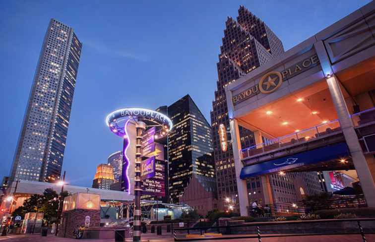 Bayou Place Houston Le guide complet