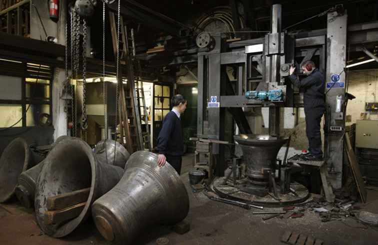 Whitechapel Bell Foundry / Angleterre